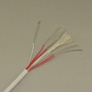 Cable de extensión RTD tipo PT100-TEF / TEF-6 * 7 / 0.2mm