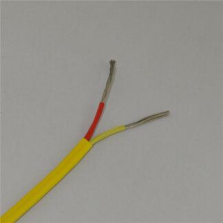 Cable de extensión de termopar tipo KX-PVC