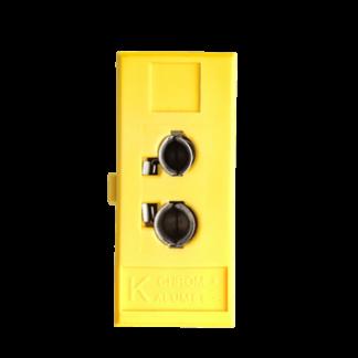 Conector de panel hembra estándar