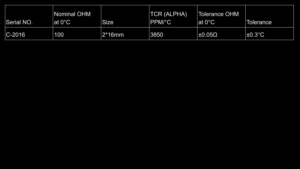 Pt100ceramic216mm_table