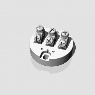 Zócalos de conexión 3pc para termocupla KS